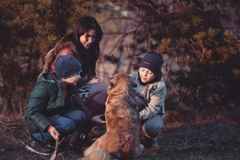 I Cani per bambini non esistono