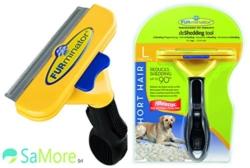 FURminator L spazzola cani di 23-41 kg pelo corto