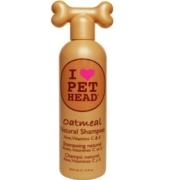 Shampoo per cani PET HEAD 'Oatmeal' Farina d'Avena 354 ml